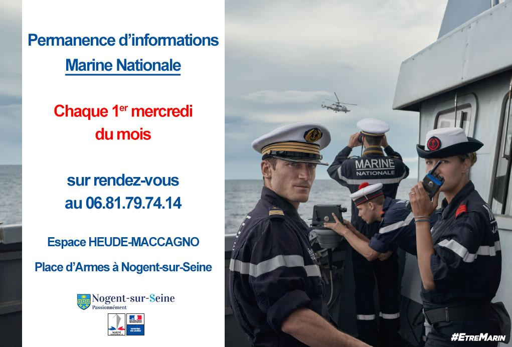 Permanence de la marine nationale